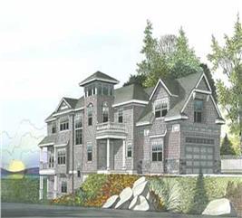 House Plan #119-1142