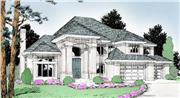 View house Plan#119-1144