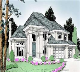 House Plan #119-1144