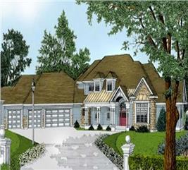House Plan #119-1145