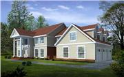 View house Plan#119-1146
