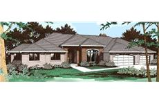 Main image for house plan # 2109