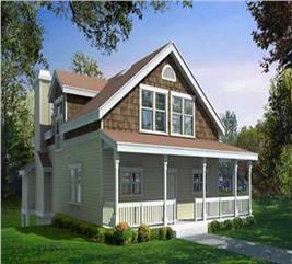 House Plan #119-1171