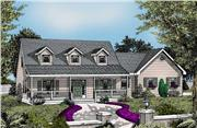 View house Plan#119-1177
