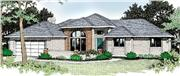 View house Plan#119-1178