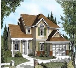 House Plan #119-1179