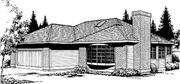 View house Plan#119-1181