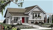 View house Plan#119-1182