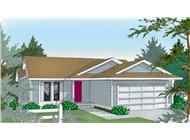 Main image for house plan # 1957