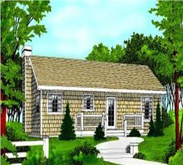 House Plan #119-1187