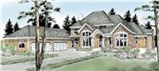 View house Plan#119-1189