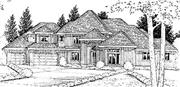 View house Plan#119-1193