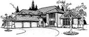 View house Plan#119-1194