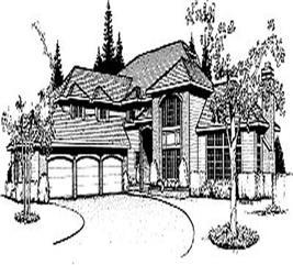 House Plan #119-1194