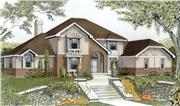 View house Plan#119-1195