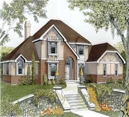 House Plan #119-1195