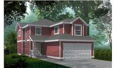 Main image for house plan # 14562