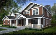 View house Plan#119-1221
