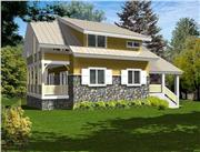 View house Plan#119-1232