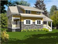 Main image for house plan # 14539