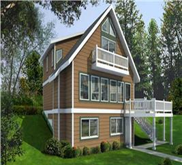 House Plan #119-1247