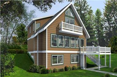 Main image for house plan # 17119