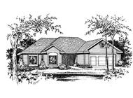 Main image for house plan # 5505