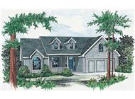 Main image for house plan # 5509