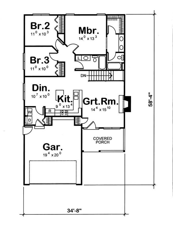 How to find total square feet of a house house plan 2017 for Find sq footage