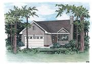 View house Plan#120-1058