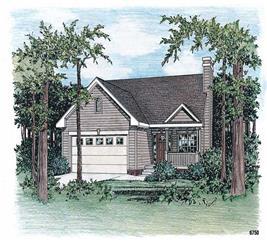 House Plan #120-1058