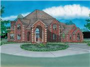 View house Plan#120-1087
