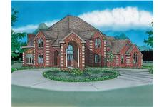 Main image for house plan # 5930