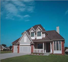 House Plan #120-1097