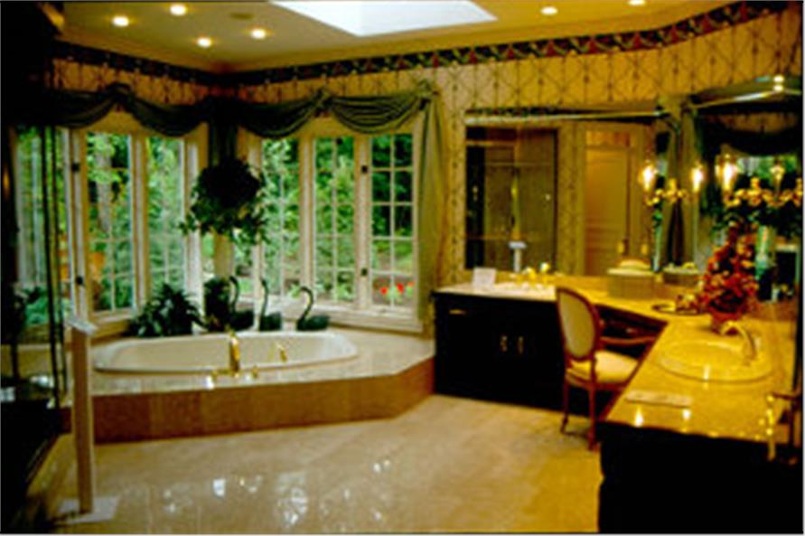 Bath Room of this 4-Bedroom,3904 Sq Ft Plan -3904