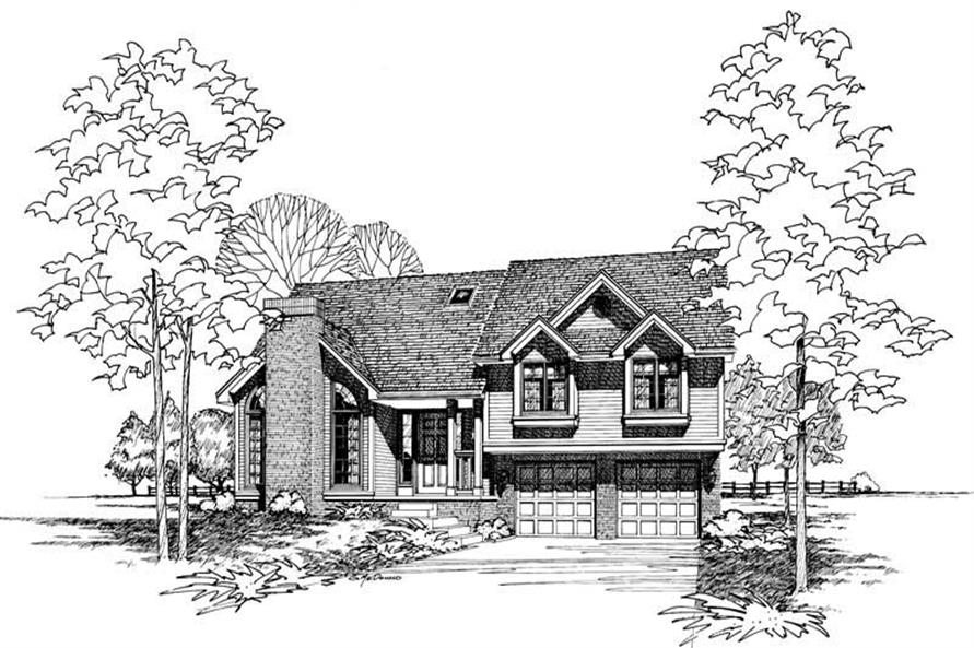 House Plan 120 1150 3 Bedroom 1458 Sq Ft Small