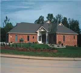 House Plan #120-1153