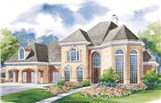 View house Plan#120-1165