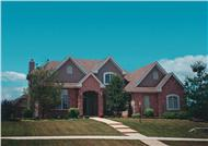 Main image for house plan # 5324