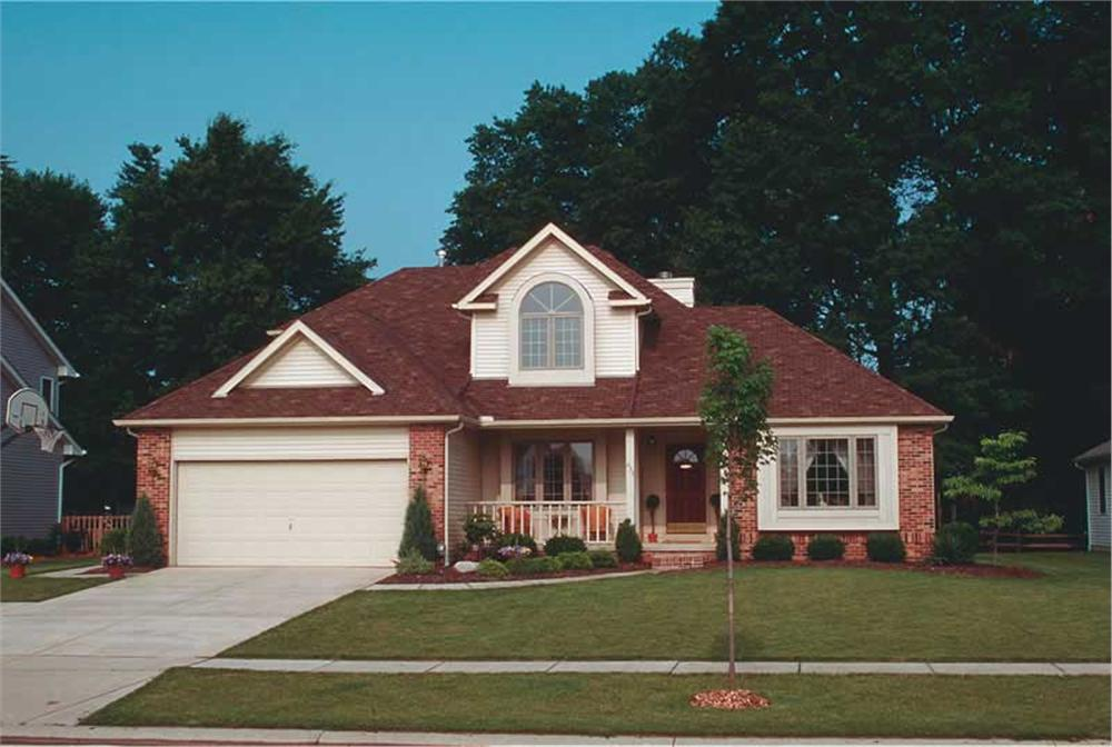 Main image for house plan # 5279