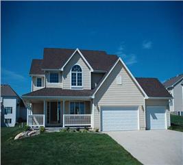 House Plan #120-1209