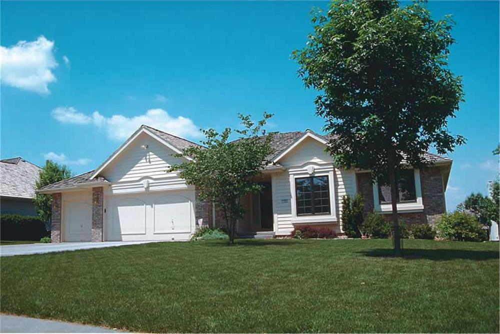 Main image for house plan # 5297
