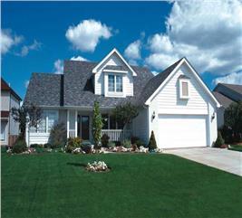 House Plan #120-1289