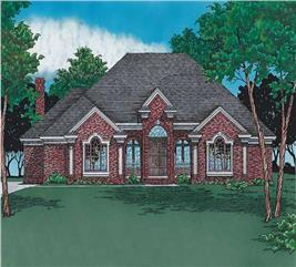 House Plan #120-1291