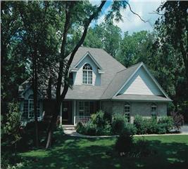 House Plan #120-1334
