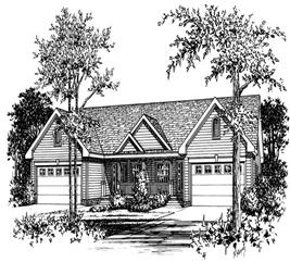 House Plan #120-1340