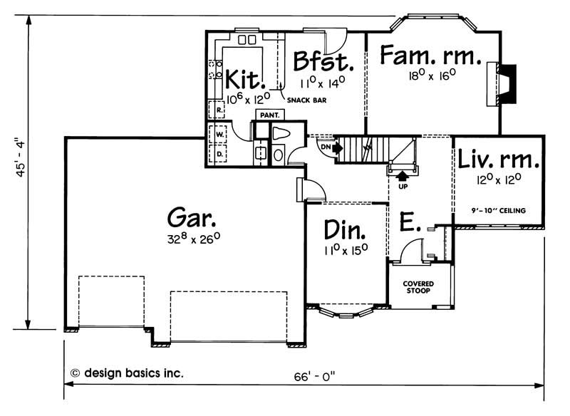 House Plan 120 1342 4 Bedroom 2400 Sq Ft Traditional