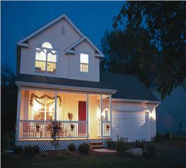 House Plan #120-1368