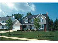 Main image for house plan # 5910