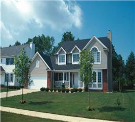 House Plan #120-1409